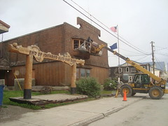 Nome City Hall & XYZ (After)