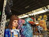 Mardi Gras World (Christian Lau) Tags: carnival summer art history apple festive louisiana colorful artist artistic neworleans group creative july social carving historic parade warehouse foam mississippiriver characters nola tradition mardigras organization floats papermache mgw mardigrasworld krewe thebigeasy 2016 blainekern mardigrasindians carnivalseason kreweofzulu christianlau kreweofbacchus kreweofendymion kreweofrex iphone6splus superkrewes
