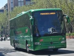 Mercedes Tourismo 120 de Francisco Larrea. (Bus Box) Tags: autobus bus mercedes tourismo francisco larrea