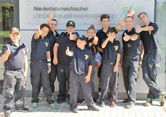 Jugend im Haus der NÖ Feuerwehrjugend