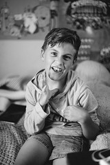 expressions. (Brandy Jaggers) Tags: boy expressions faces indoor kid naturallight nikon50mmf14 nikond700 windowlight