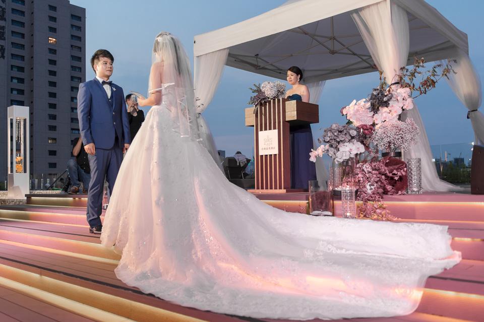 台南婚攝丫賓 晶英酒店 戶外證婚 035