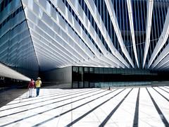 Triangles & Lines (josaraujo) Tags: urban architecture street streetphotography shadows highcontrast highlights lines triangles harmony color guides reflex olympus esolympus em1 mzuiko1240f28 lisbon lisboa portugal geometry