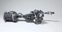 LEGO Mech Hand-12 (ToyForce 120) Tags: lego robot robots mecha mech mechanic legomech legomoc