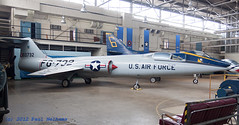 56-0732 Lockheed F-104A Starfighter (Anhedral) Tags: 560732 lockheed f104a starfighter fighter centuryjet preserved octavechanuteaerospacemuseum