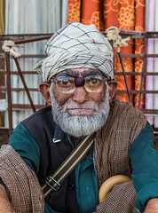 Old age is the most unexpected of all the things that can happen to a man (anonymous) (LubnaJavaid) Tags: old man age experience sunday life wrinkles
