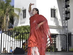 Wrapped in Red (dcnelson1898) Tags: santabarbara california centralcoast flamenco dance dancers spanish ethnic