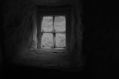 Mindful... (Julie Rutherford1) Tags: window croft darkness light