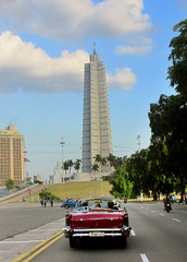 Revolution Square Cuba (shaire productions) Tags: cuba cuban image picture photo photograph photography travel world traveler building urban cityscape revolutionsquare havana street road streets architecture architectural
