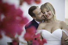 Laura y Daniel. 2016 (Ral Barrero fotografa) Tags: seleccionar boda wedding portrait married couple beauty blonde smile tender love