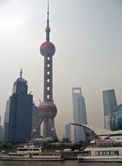 Oriental Pearl Tower (loitz79) Tags: geo:lat=3124335200 geo:lon=12149125600 geotagged china chn hongkou huangpufluss orientalpearltower pudong shanghai shanghaishi