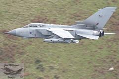 Panavia Tornado GR4 (jonny4x4uk) Tags: machloop cadeast bwlchtop raf lfa7 lowlevel training bac strikemaster panavia tornado gr4 hawk t2 za372