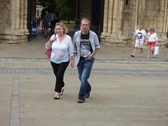Startrek Convention in Bury St Edmunds (Bury Gardener) Tags: streetphotography street streetcandids candids candid burystedmunds suffolk eastanglia england uk 2016