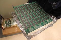 FPGA board (Tomek Mrugalski) Tags: alma astronomy atacama blade chile facility fpga hpc operation osf radioastronomy supercomputer support