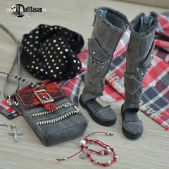 Etsy-2 (Dollfason) Tags: шарниная коллекционная кукла одежда для кукол модадлякукол avantguards accessories shoes bjd boots outfit dolloutfit clothes for dolls dollmore poppy parker tulabelle fr16