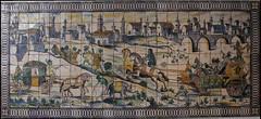 Macacaria 01 (Bosc d'Anjou) Tags: macacaria azulejo museunacionaldoazulejo lisbon portugal chickenswedding quintadesantoantnio cadriceira henriquehenriquesdemiranda