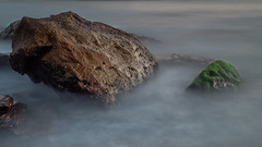 Misty (RoosterMan64) Tags: australia landscape leefilters longexposure nsw rockpool rockshelf seascape sunrise whalebeach