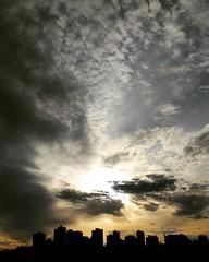 (macarenalovatto) Tags: sky porn city photography colorful backlighting light sun sunset
