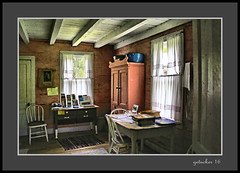 Hanka Homestead (the Gallopping Geezer 3.8 million + views....) Tags: building structure historic old museum display park hankshomestead rural country countryside mi michigan upperpeninsula farm home dwelling house interior canon 5d3 tamron 28300 geezer 2016 restored preserved