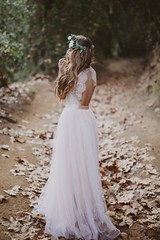 13-Immacle-Wedding-Dresses-Bohemian-Bride_Cool-Chic-Style-Fashion (Cool Chic Style Fashion) Tags: weddings bridal novias matrimonio abitodasposa sposa lacedress