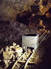 Clearwell Caves I, Coleford, Gloucestershire, 23 September 2016 (AndrewDixon2812) Tags: clearwell caves mine mines coleford gloucestershire forest dean