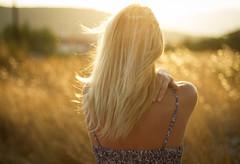 Meltemi (Fabio Sabatini) Tags: blur canon hair 50mm dof wind bokeh f14 greece shoulders alessandra samos mycale σάμοσ μελτέμι dryoussa etesian mesokampos