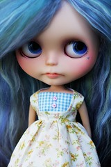 Miss P (prettyinthekitchen) Tags: alpaca doll blythe morgan custom orton rbl