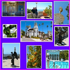 Hearst Castle, San Simeon, California (shireye) Tags: california usa castle sansimeon hearstcastle april2012