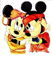 gangsta minnie and mickey - photo #6