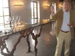 Chateau Pontet Canet tasting room