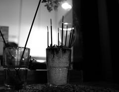 untitled - 144 (salomejones) Tags: leica eastvillage black art night blurry artist apartment darkness gritty bullshit greenwichvillage x1 psychology glassware elmarit m3fakery leicax1