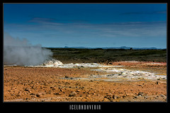 Hverir (Guido Havelaar) Tags: nature canon landscape island iceland islandia islande icelandair ijsland icelandtravel visiticeland icelandsecret