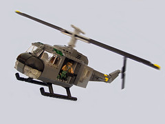 UH-1 Huey 01 (Legohaulic) Tags: war lego military vietnam huey helicopter commission