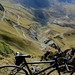 Tourmalet West side below