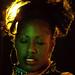 Gina in Somali Cloth Philadelphia Studio July 1997 034