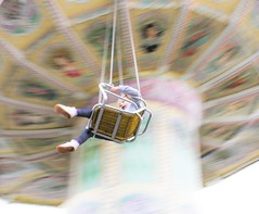 The Swing (MasterOMH) Tags: norge time good carousel swing karusell huske huskene tysenfryd masteromh
