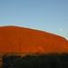 Amanhecer em Ayers Rock ou Uluru(aborígine)