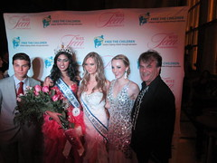 Stars shine at Miss Teen Canada World