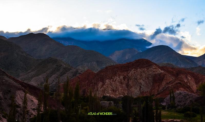 Quebrada de Humahuaca Argentina