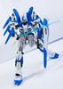 RX-93 Hi Nu Gundam (El Señor Gato) Tags: cactus umbrella model gundam 50 metz trigger af1 yong maqueta v4 plamo nuo hinu modelism rx93 amuroray gumpla yn560ii