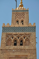 Kotoubia Mosque Marrakech (ronindunedin) Tags: africa ancient north mosque morocco islamic almohad kotoubia magrebh