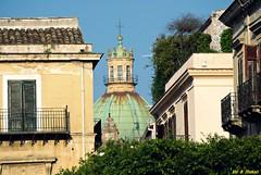 Cupolone (supervito) Tags: italia cupola palermo sicilia centrostorico santamariadeimiracoli tamron18200 bellapalermonline pentaxart palermoelapalermitudine vitodimodica