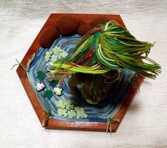 Vodnik (5) (McFiberNutt) Tags: thread miniature crochet folklore amigurumi