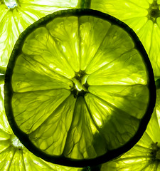 Lime abstract (Micro43) Tags: green nature fruit background olympus led slice organic lime 25mm extensiontube cn160