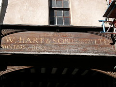 W. Hart & Son (Pete 1957) Tags: shop walden essex printers saffron stationers booksellers dispaly whart