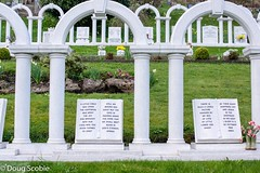 Aberfan 4 (Scobie62) Tags: cemetry wales graves tragedy aberfan