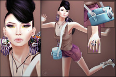 26 . Westward | feat Tee*fy + Monso (ciel{  }este) Tags: dare izzies itgirls vanityhair monso teefy glowstudio