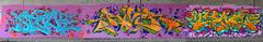 Stalk River SAE (The Braindead) Tags: panorama art minnesota wall train river bench photography graffiti interesting paint flickr all stitch painted tracks minneapolis twin rail sae eros explore most kings beyond graff stalk tci akb