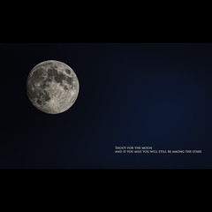 A remake... (Sylvain_Latouche) Tags: moon night fullmoon nikond800 sigma150500mm1563apohsm