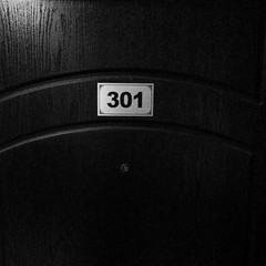 #301 #door #hotel #Khobar #saudi (WelloJ) Tags: square squareformat inkwell iphoneography instagramapp uploaded:by=instagram foursquare:venue=4e7c65c1aeb78862385b6113